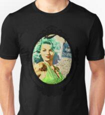 Vintage Pinup Framed tee Unisex T-Shirt