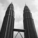 Twin Towers by Dentanarts