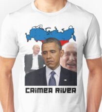 Crimea River - Inspire by Crimea Unisex T-Shirt