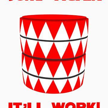 The Barrel in Carnaval Night by trakker1985