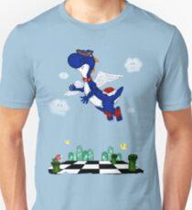 Boshi Takes Flight Unisex T-Shirt