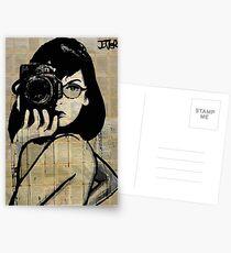 the photographer Postcards