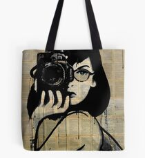 the photographer Tote Bag