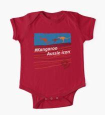 #Kangaroo - Aussie Icon Kids Clothes