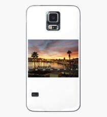 Malaga sunset Case/Skin for Samsung Galaxy