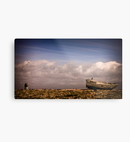 You Could Feel The Sky Metal Print
