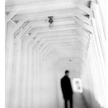 Lone Man by pollychandler