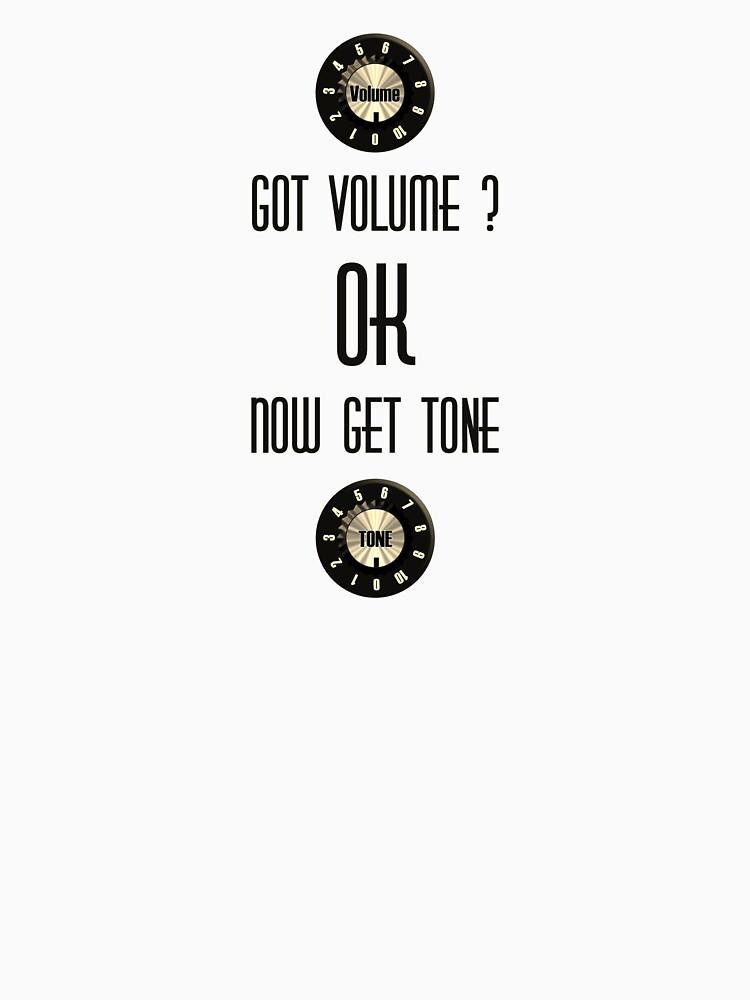Got Volume (Musicians Stuff) by felinson