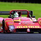 Up Close Ferrari   Sydney Motor Sport Park   2014 by Bill Fonseca
