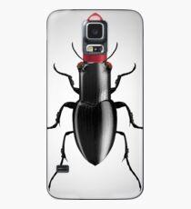 Coleóptero Carmín Case/Skin for Samsung Galaxy