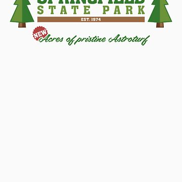 Springfield State Park by newdamage