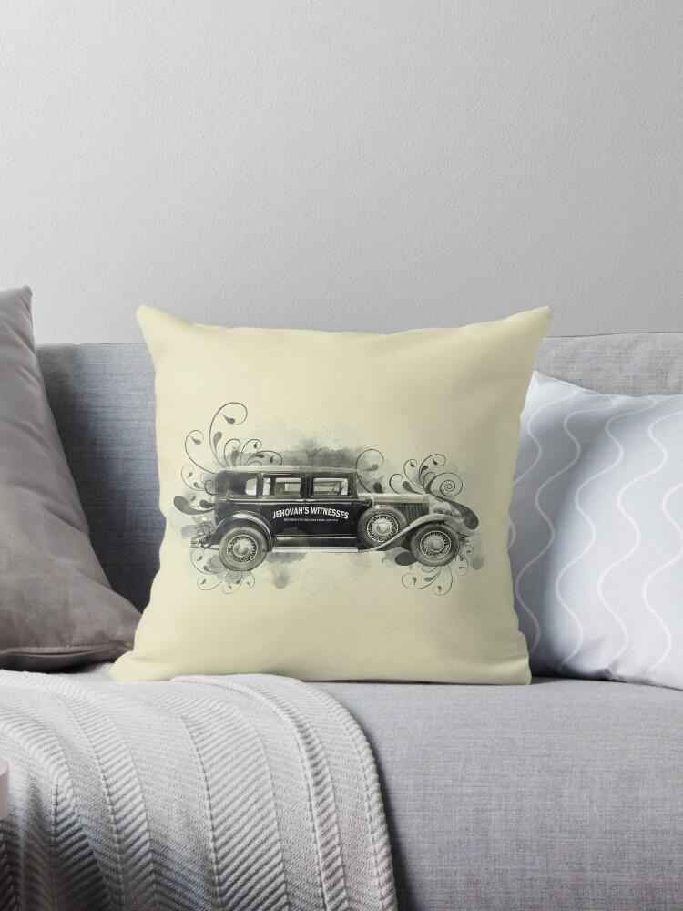 Vintage Car  by JW ARTS & CRAFTS