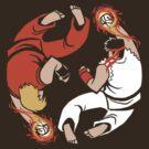 Super Yin Yang by drawsgood