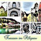 Fuessen im Allgaeu by ©The Creative  Minds