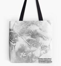 gandi acetone design Tote Bag