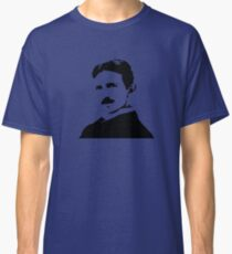 Nikola Tesla Portrait Classic T-Shirt