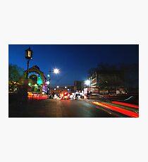 Night Light, City Bright Photographic Print