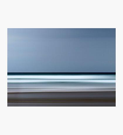 Keep your eye on the Horizon Photographic Print