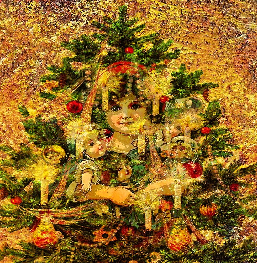 CHRISTMAS WISHES by Tammera
