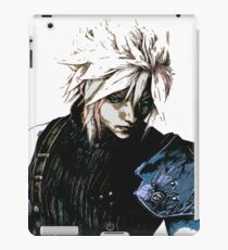 Cloud Final Fantasy 7 iPad Case/Skin
