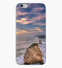 Stag and Mermaid Sunset iPhone Case