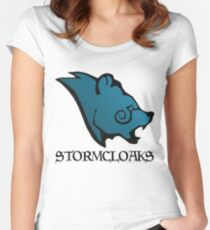 Stormcloaks Women's Fitted Scoop T-Shirt
