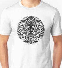 Maori tattoo face T-Shirt