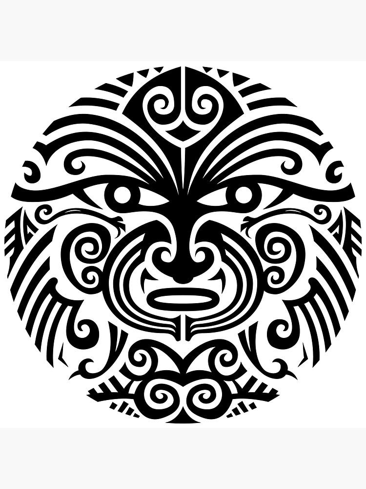 bfa81764d Maori tattoo face