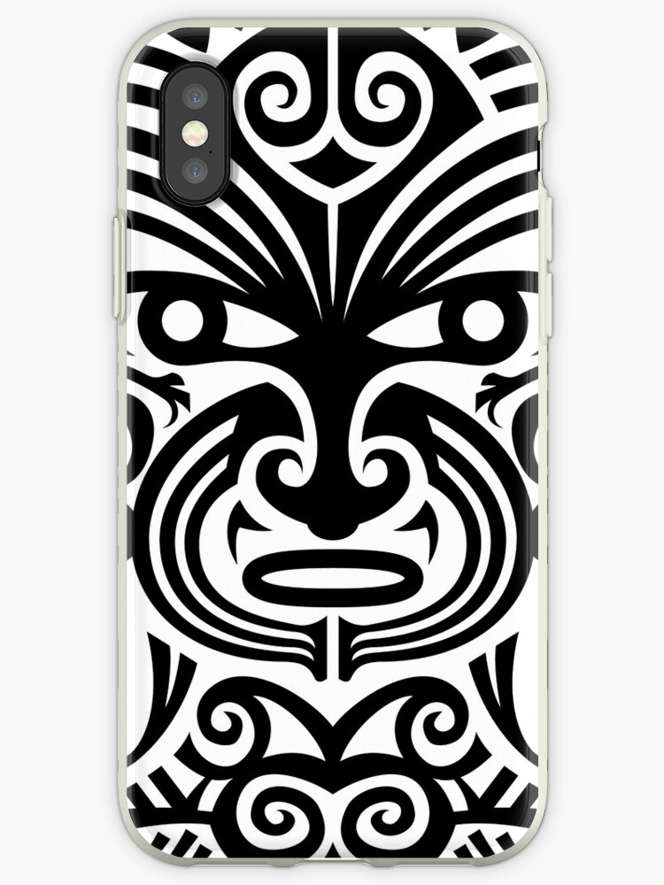 dd0c9712f Maori tattoo face