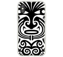 e853520dd Maori tattoo face - white