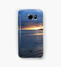 Glencolmcille Sunset Samsung Galaxy Case/Skin