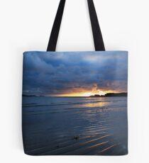 Glencolmcille Sunset Tote Bag