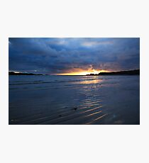 Glencolmcille Sunset Photographic Print