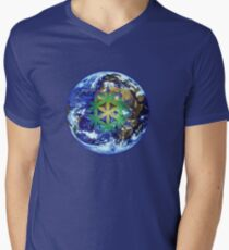 Earth Flower - 19 Year Cycle T-Shirt