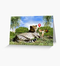 What The...? Greeting Card