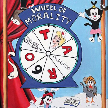 The Wheel of Fortune by bethlerman