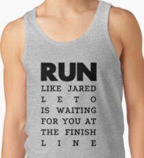 RUN - Jared Leto Tank Top
