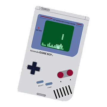 Classic Game Boy by officialchrono