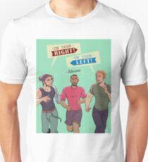 Y'ALL DON'T MAKE ME UNLEASH THE FALCON Unisex T-Shirt