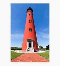 Ponce de Leon Inlet Lighthouse Photographic Print