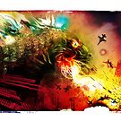 King of the Monsters by Simon Sherry
