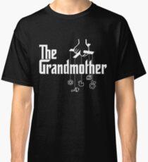 The Grandmother - Mafia Movie Spoof Classic T-Shirt