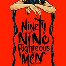 Ninety-Nine Righteous Men Cover by K. M. Claude