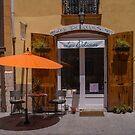 Cafe las delicias, Valencia by naranzaria