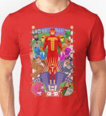 """It's Turbo Time!"" Unisex T-Shirt"