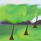 Warm Wind by IrisGelbart