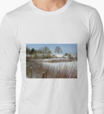 Snow Comes South Long Sleeve T-Shirt