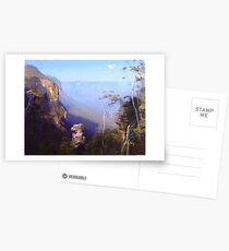 From Wentworth Falls Postcards