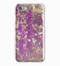 Lavender breeze iPhone Case/Skin