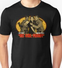 Cary Grant His Girl Friday T-Shirt Unisex T-Shirt